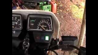 1984 Yamaha DT 200R
