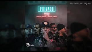 Privado (Bass Boosted) Russian, Nicky Jam, Arcangel, Konshens & Farruko