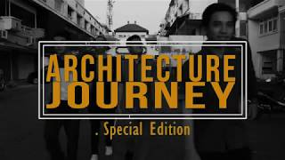 ARCHITECTURE JOURNEY - SPACE part 1