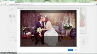 Свадебный фотоальбом за 5 минут !   www.fotokalendar.net.ua
