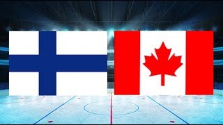 Finland vs Canada (0-1) – Feb. 21, 2018 | Game Highlights | Olympic Games 2018 |
