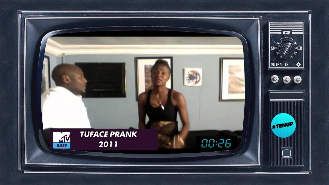 Download 2FACE IDIBIA PRANKED BY MTV BASE