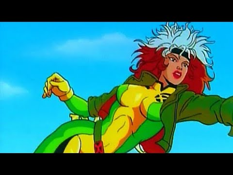 Download Rogue - All Powers & Fight Scenes (X-Men Animated Series)