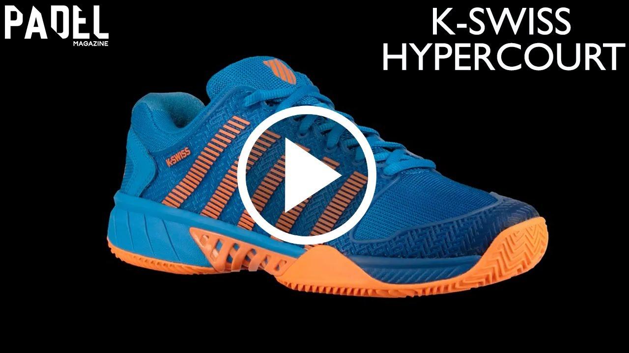 watch 37de4 cd9c1 TEST SCARPE! K-Swiss Hypecourt Express