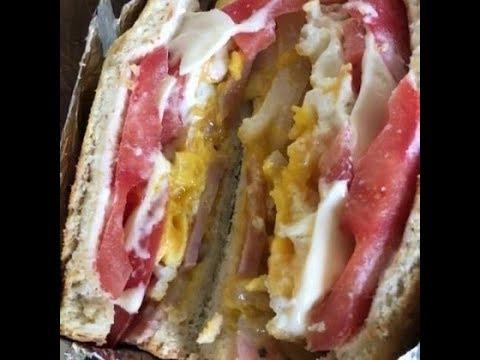 最近三明治上瘾,感觉切片面包的好坏真是能决定一个三明治的口感!
