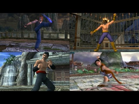SoulCalibur III (PlayStation 2) Tales of Souls as Ivy from YouTube · Duration:  16 minutes 43 seconds