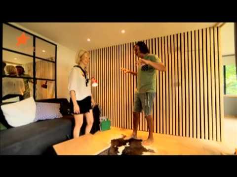 как сделать перегородку посередине комнаты