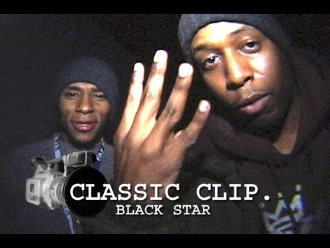Mos Def and Talib Kweli Are Black Star You're Watching 411 Station ID Hip Hop