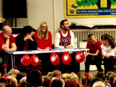 Red Nose Day Talent Show 2015