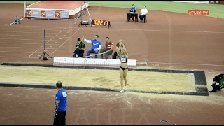 2nd Serbian Open Indoor Meeting - Long Jump - Darya Klishina