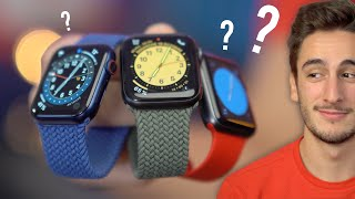 Quelle Apple Watch choisir ? ( 2020)