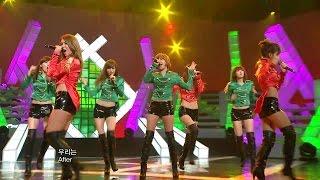 【TVPP】After School - BANG!, 애프터스쿨 - 뱅! @ Show Music Core Live