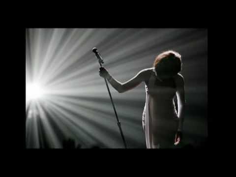 Michelle Gravel RIP Whitney Houston-I will always love you