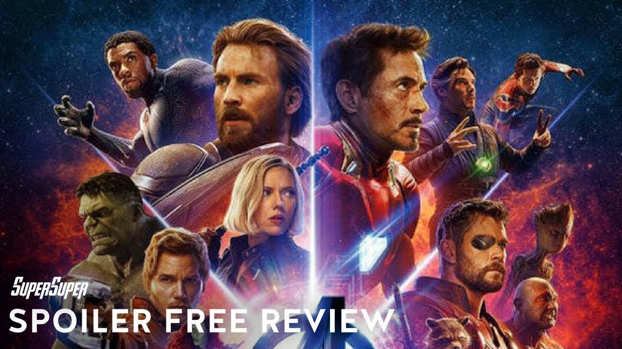 Avengers  Infinity War  Spoiler Free Review in HINDI   SuperSuper     Avengers  Infinity War  Spoiler Free Review in HINDI   SuperSuper