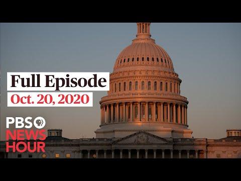 PBS NewsHour West live episode, Oct. 20, 2020