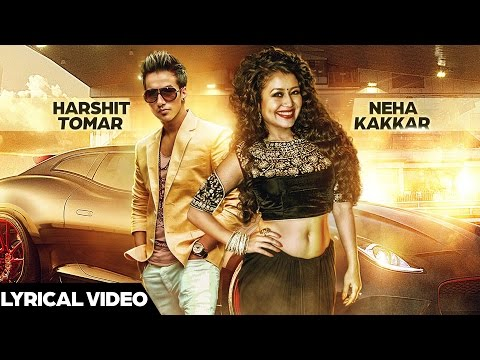 Pyaar Te Jaguar | Lyrical Video | Neha Kakkar Ft. Harshit Tomar | Music JSL