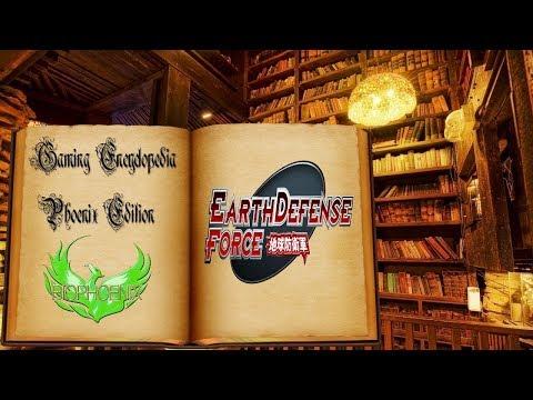 Gamers Encyclopedia Phoenix Edition: Earth Defense Force (2018)