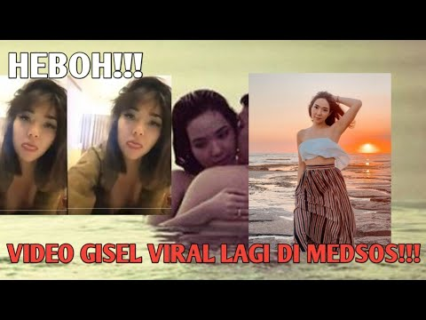 VIDEO GISEL VIRAL LAGI DI MEDSOS!!!