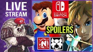 Multiverso Podcast - [Spoilers] con Poe Goty de Nintendo - Mundo N