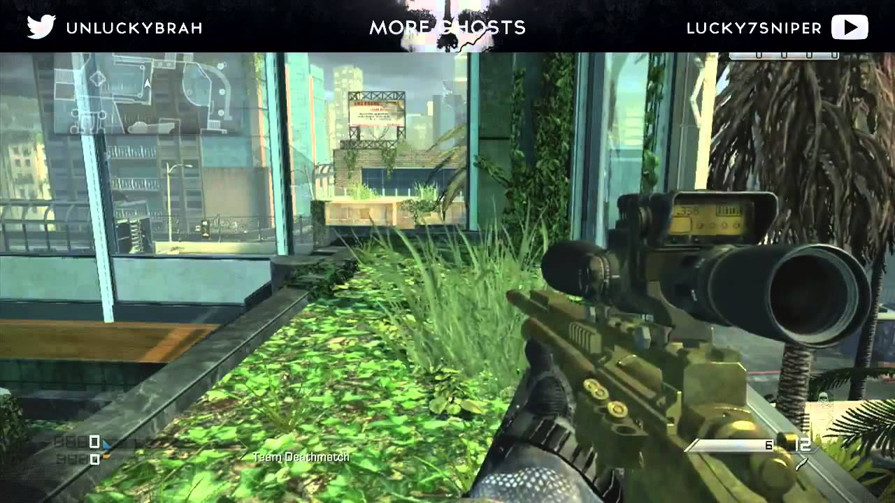 Call of Duty  Ghosts 'Knee Slide' New Trickshot! Tutorial   Trickshot Gameplay 'COD G