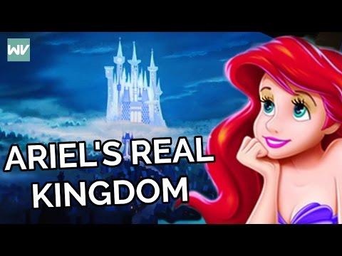 Ariel Ruled Cinderella
