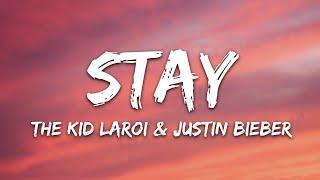 Download The Kid LAROI, Justin Bieber - Stay (Lyrics)