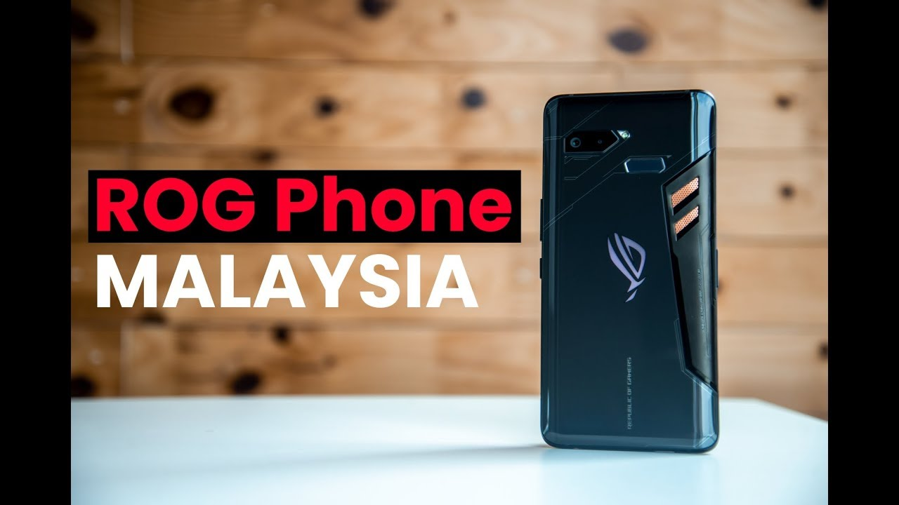 Asus Rog Phone Malaysia What S In The Box Youtube