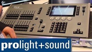 Zero 88 FLX Console | Prolight + Sound 2015