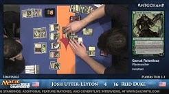 2013 Magic World Championship Semifinals: Reid Duke vs. Josh Utter-Leyton (Modern)