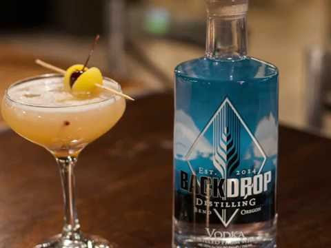 BackDrop Distilling At The Capitol In Downtown Bend