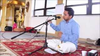 Wright State University-ISA-Avinash lanka-Music concert at Hindu temple of Dayton