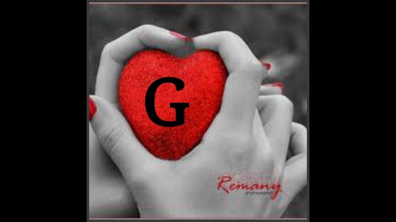 صور حرف ال G باجمل الخلفيات G Character Images In The Most