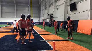Syracuse football opens 2019 spring practice