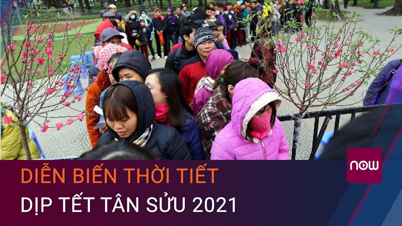Dự báo thời tiết dịp Tết Nguyên đán Tân Sửu 2021   VTC Now   Thông tin thời tiết hôm nay và ngày mai