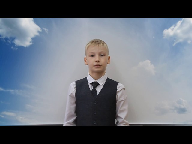 Изображение предпросмотра прочтения – ЮрийМорев читает произведение «Облака (Облака опять поставили…)» В.Я.Брюсова