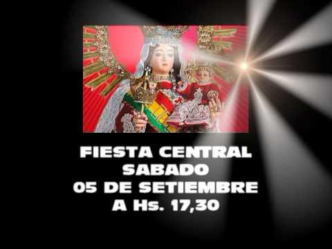 Invitacion A La Fiesta De La Virgen En La Ermita Urcupiña