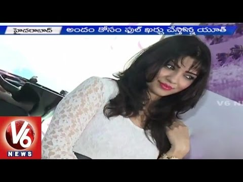 Hyderabad City People cares Fashion and Fitness - Beauty & Glamour (17-06-2015)