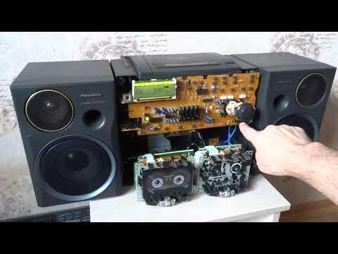Panasonic RX DT680