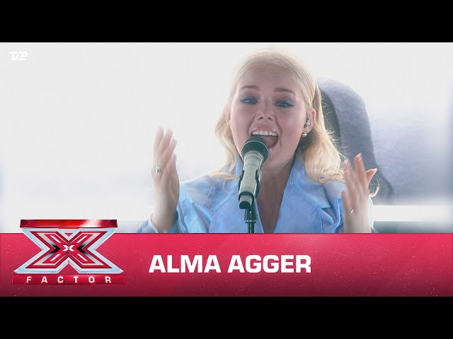 Alma Agger synger 'The Last Dance' -  (Finale) | X Factor 2020 | TV 2