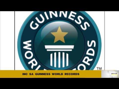 INC sa Guinness world records