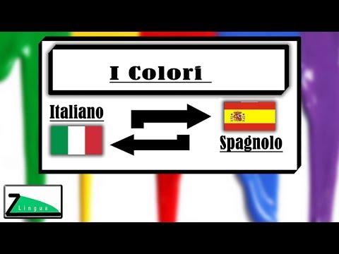 I Colori [ Spagnolo ]