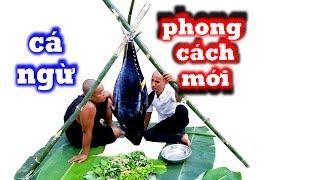 Ăn Cá Theo Phong Cách Nhà Quê - Cá Ngừ Tả Pí Lù Món Ăn Của Người Việt | Sơn Dược Vlogs #