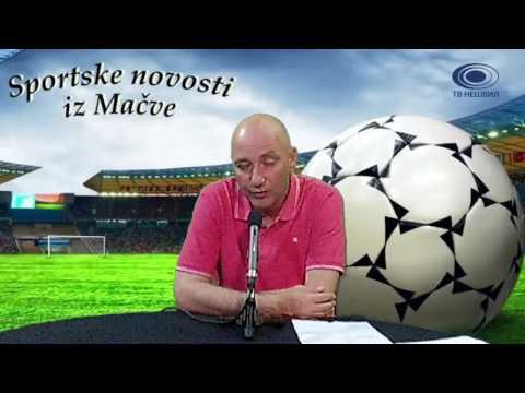 Sportske novosti iz Mačve-Radio Nešvil 08.05.2017.