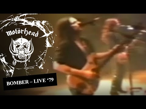Watch Motörhead play 'Bomber' in unreleased live clip from