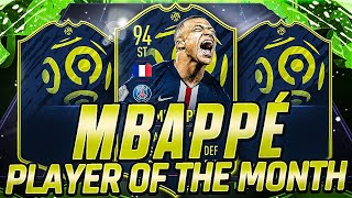 FIRST EVER MBAPPE PLAYER OF THE MONTH SBC?! WILL IT COME? FIFA 20 Ultimate Team
