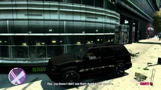 GTA 4: Ballad of Gay Tony (PC) walkthrough - Corner Kids