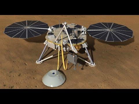 InSight: Digging Deep with NASA's Next Mars Lander