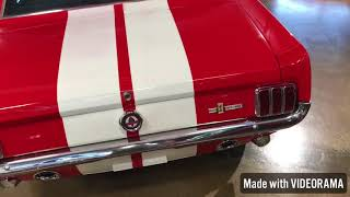 1965 Ford Mustang Gt350 For Sale
