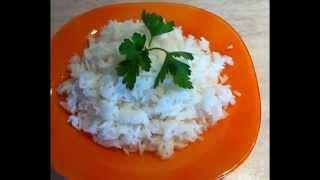 Рис. Как легко сварить рассыпчатый рис. Мамулины рецепты