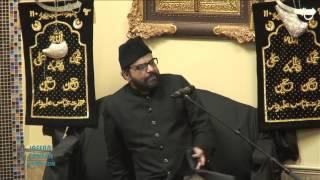 Maulana Abid Bilgrami 18 Safar 1437:2015 Majlis